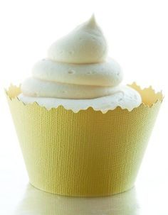 http://www.cupcakepins.com/banana-cream-yellow-cupcake-wrapper-set-of-12-liners-essential-decorating-supply-for-muffins-or-cupcakes/ The Simply...Wrappers solid color cupcake wrapper collection includes many widely used colors from any artist's pallet, and incorporates them into easy-to-match cupcake wrappers that will coordinate with just about any event. With almost every color in the rainbow, the solid color cupcake wrappers are perfect in ord...