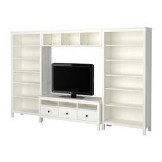 HEMNES Combinaison meuble TV IKEA - 574€