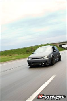 Another Shot of the R32  Check out our website:  www.unitronic-chipped.com