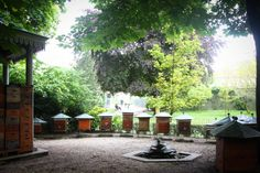 Had your fill of people watching? Seek out the apiary in the Jardin du Luxembourg and observe bee keeping at its finest.