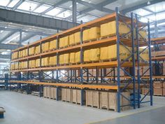China single access Long span Warehouse racking system for industrial storage supplier