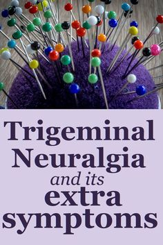 Chronic illnesses like trigeminal neuralgia often come with a shedload of autonomic symptoms in addition to the major one of pain. Fibromyalgia Pain, Chronic Migraines, Chronic Illness, Chronic Pain, Ocular Migraine, Hemiplegic Migraine, Migraine Relief, Trigeminal Neuralgia Symptoms, Hair Sensation