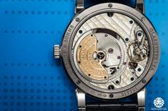 The Backside: 38mm, perpetual calendar, day/night, leap year, moophase, day, month, oversized date (like Zeitwerk),  zero-set mechanism, with a friggin microrotor... <head blown>  a-lange-and-sohne-langeandsohne-soehene-langematik-perpetual-calendar-watch-watches-and-wonders-watchanish-review-blog-white-gold-black-dial-luxury-back-rotor-movement