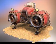 Arte Steampunk, Steampunk Airship, Steampunk Design, Dieselpunk, Sculpture Metal, Sci Fi Models, Star Wars Rpg, Science Fiction Art, Ship Art