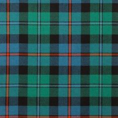 Campbell of Cawdor Ancient Lightweight Tartan by the meter – Tartan Shop