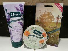 Kneipp Jubiläumsprodukte: Aktiv Dusche Lavendel und Wiesenkräuter Creme  http://www.mihaela-testfamily.de  #Kneipp #Jubiläum #Lavendel #Lavandula #Beauty #Naturkosmetik #NaturalCosmetics