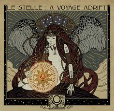 Incoming Cerebral Overdrive - Le Stelle: A Voyage Adrift (Supernatural Cat, 2012) | Loud Notes