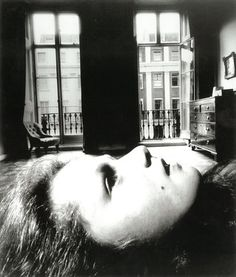 """Photo by Bill Brandt. """"Portrait of a Young Girl"""", Eaton Place, London, History Of Photography, Portrait Photography, Photography Books, Man Ray, Robert Hirsch, Bill Brandt Photography, Eaton Place, High Contrast Images, Photo D Art"""