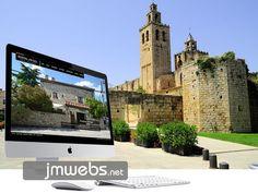 Ofrecemos nuestros servicios de diseño de páginas web en Sant Cugat. Diseño web personalizado y a medida (Barcelona). Más información en www.jmwebs.com - Teléfono: 935160047