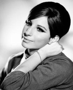 Love Barbra Streisand.
