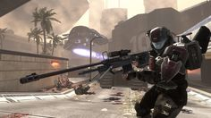 The streets of New Mombasa Odst Halo, Halo Halo, Mombasa, Marines, Concept Art, Old Things, Scp, Artwork, Sci Fi