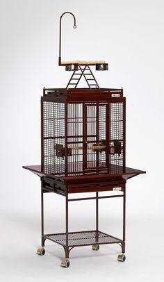 Nina Playtop Bird Cage