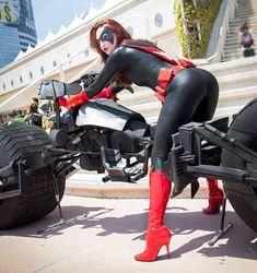 Batwoman Cosplayer: Kendra James * Photographer: Eurobeat Kasumi Photography