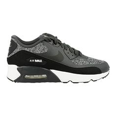 official photos 28bf6 90288 Nike Air Max 90 Ultra 20 SE GS Junior Running Trainers 917988 Sneakers  Shoes UK 5 US EU 38 Anthracite Black White 003 -- Read more at the image  link.