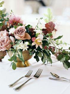 Ariel & Andrew's Fine Art Brooklyn Wedding by Lauren Balingit | Wedding Sparrow | wedding blog