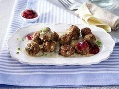 Schwedische Köttbullar Rezept - Chefkoch-Rezepte auf LECKER.de | Kochen, Backen und schnelle Gerichte