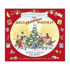Click to read more about The Jolly Christmas Postman by Janet Ahlberg. LibraryThing is a cataloging and social networking site for booklovers