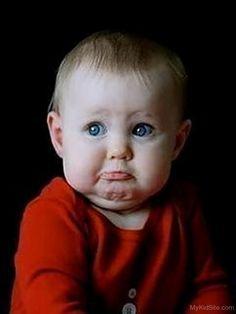 Cool Baby, Cute Little Baby, Little Babies, Baby Love, Funny Baby Faces, Funny Babies, Funny Kids, Cute Kids, Cute Babies