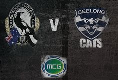 AFL Premiership Season Round 3 Collingwood vs Geelong Cats 2014 is on April (AEDT) in Melbourne, Australia.Collingwood vs Geelong, MCG, Saturday night, this is huge. After 2 rather Collingwood Football Club, Australian Football League, Sport Online, Juventus Logo, Rugby, Stream Online, Cake Board, April 19, Seasons