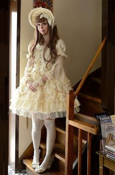danchelle:  Blooming fairy doll