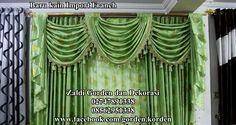 Gorden curtain model desain spanyol