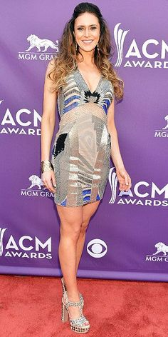 KELLEIGH BANNEN American Country Music Awards, Academy Of Country Music, Fashion Fail, Nice Dresses, Formal Dresses, Fitspiration, Fitness Legs, Hair Makeup, Bodycon Dress
