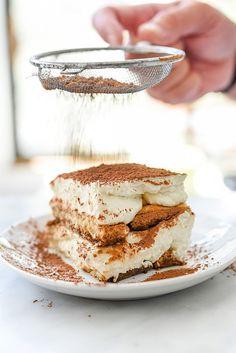 How to Make Classic Tiramisu | foodiecrush.com