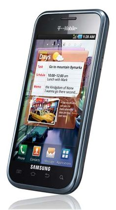 Samsung Vibrant Android Phone (T-Mobile): Cell Phones