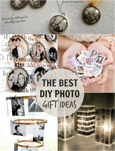 Photo Gift Ideas tha