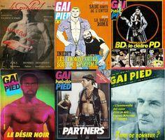 La renaissance du magazine Gai Pied