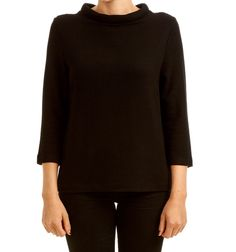 ALIDE TOP BLACK via Jascha online store. Click on the image to see more!