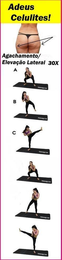 Os 3 Exercícios Para Eliminar a  celulite! #dicas  #dicasdebeleza  #mulheresquetreinam  #mulher  #fitenss  #celulitis #celulitiseliminar