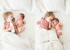 Tons of sibling picture ideas. Be still, my heart!! The heart shaped race track around a baby sister. Adorable!!!!
