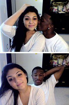 Interracial.