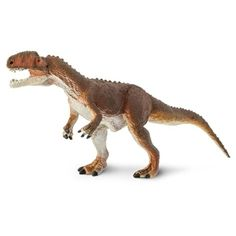 Safari Dinosaur Monolophosaurus Toy Model