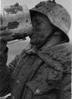 Mud, Kharkov 1943