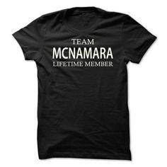 Awesome Tee Team Mcnamara Shirts & Tees
