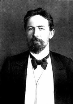 """Anton Pavlovich Chekhov. Last words: """"It's been a long time since I drank champagne."""""""