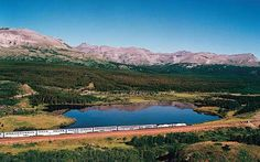 Janette Griffiths takes in vast plains and mighty forests in America on her Amtrak Empire Builder train journey to the Pacific Northwest.