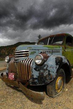 Chevrolet by CharlesMarlow, via Flickr