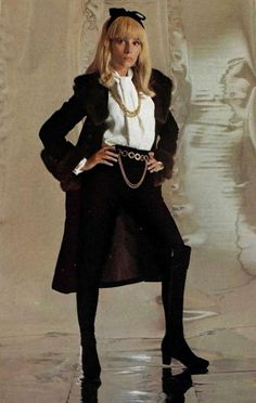 Yves Saint Laurent 1968