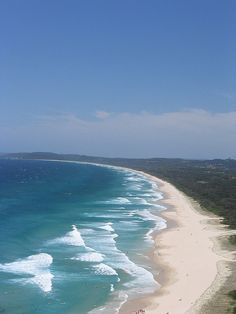 Byron Bay, Australia- just had another great trip up there - Clarkes Beach and the Pass Cafe!!!