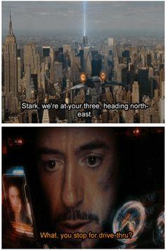 The Avengers ...What, you stop for drive-thru? http://pinterest.com/yankeelisa/marvel-s-the-avengers/