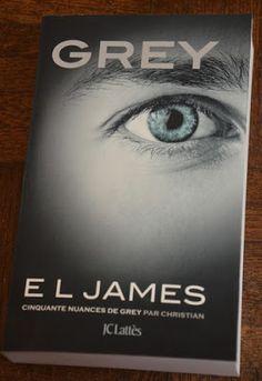 Les Lectures de Val : Grey d'E.L JAMES