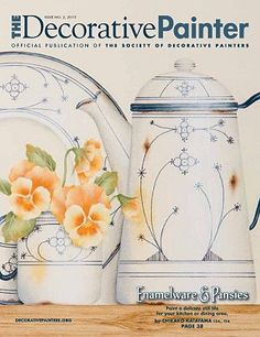 The Decorative Painter / Society of Decorative Painters