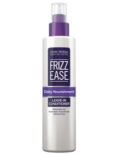 John Frieda Haircare Frizz Ease Daily Nourishment Leave-In Conditioner efc1583b42