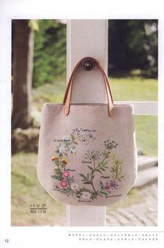 [转载]Herb Flowers 刺繡_淡淡茶香的手工小屋