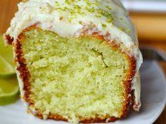 Receita de bolo-verde-de-limao