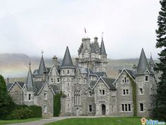 Ardverikie House, Monarch Country, Scotland one of the finest private houses in the Scottish highlands. iJiya TAG :8236288