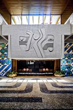 The embassies of Brazil   Plastolux #Architecture